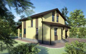 проекты домов ижевск